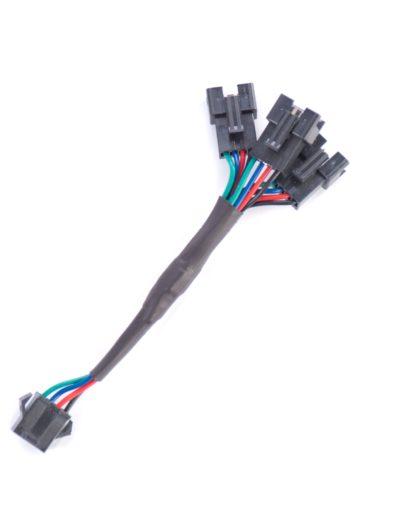 MonsterBrite LEDs Chameleon 3-Way Splitter