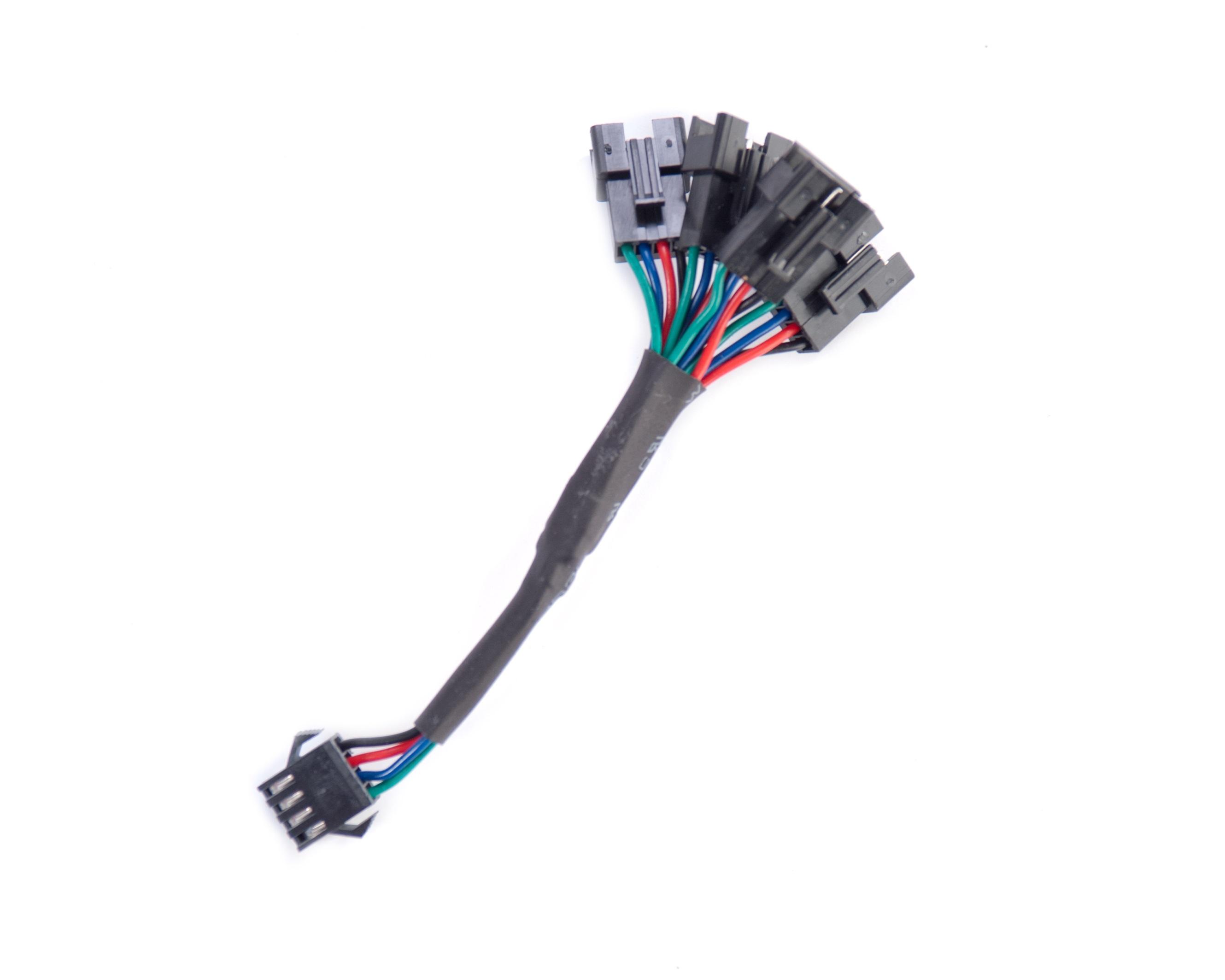 MonsterBrite LEDs Chameleon 4-Way Splitter
