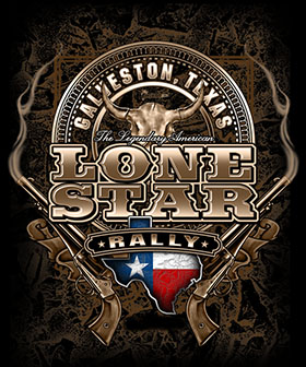 Lonestar Rally, Galveston Texas